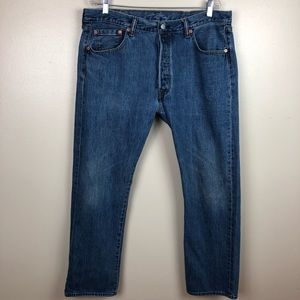 Levi's 501 Jeans Button Fly